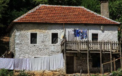 Traditional stone house, Tamara
