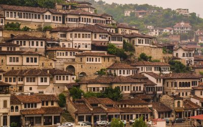 Berat - the city of thousand windows