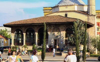 Et'hem Bey Mosque, Tirana