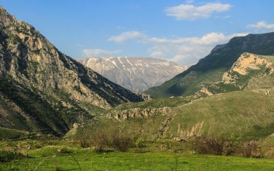 Entering Zagoria valley