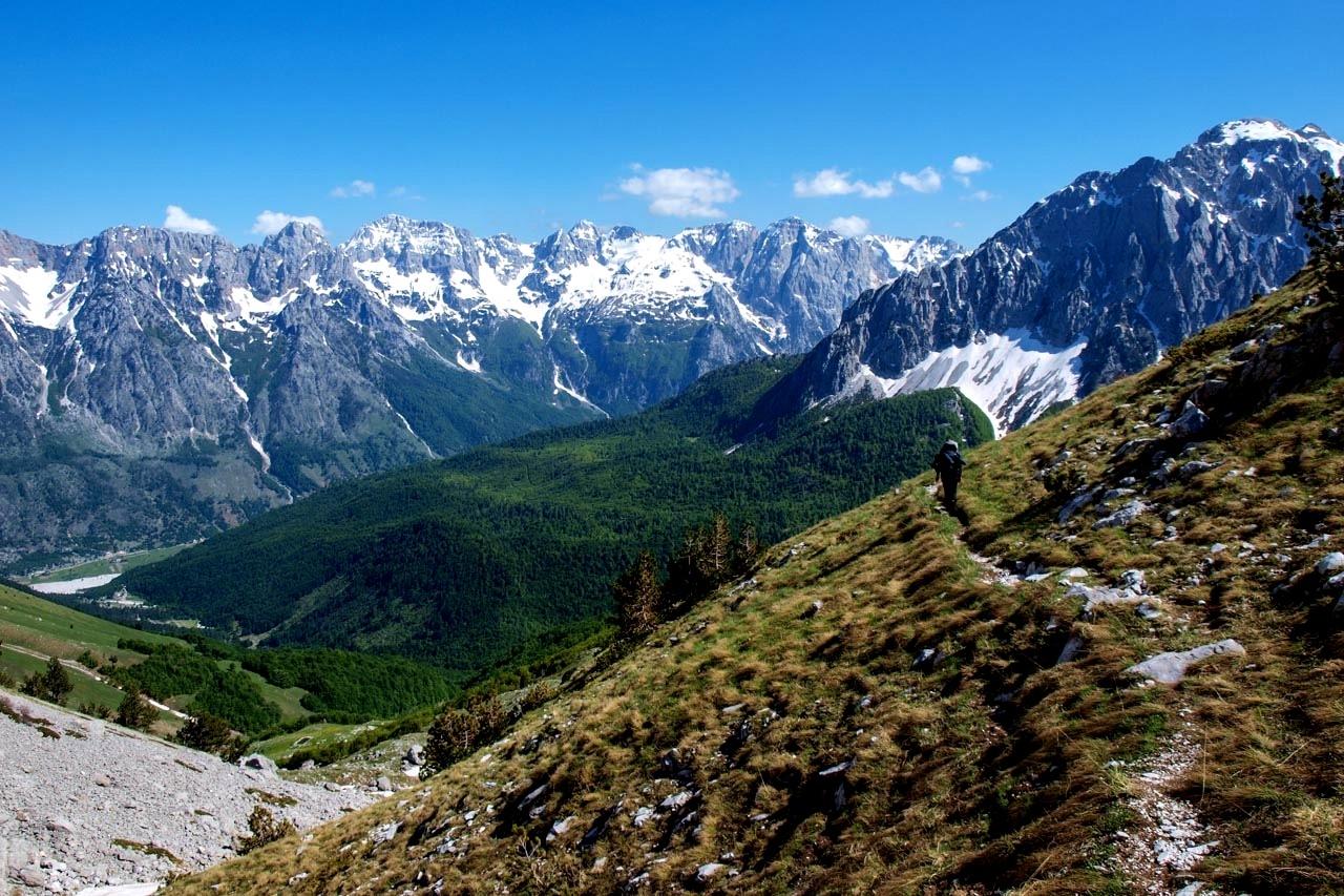 Trekking Trip Albanian Alps