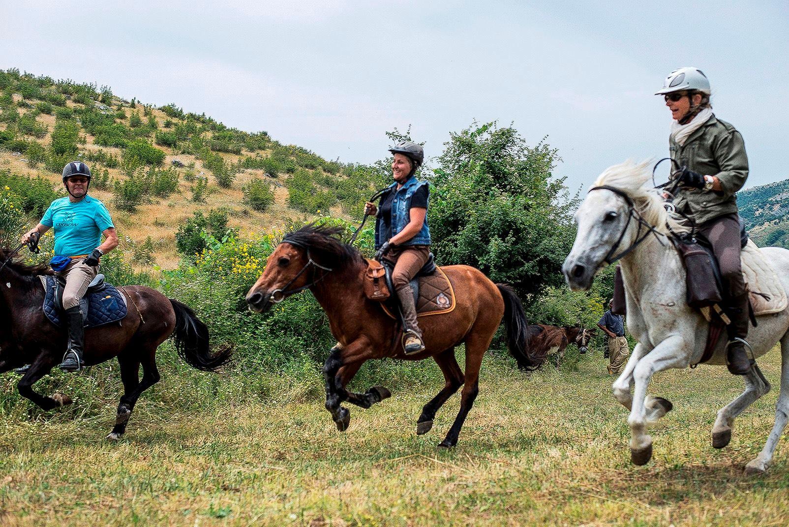 Lord Byron, Horse Riding, Albania, Gjirokaster